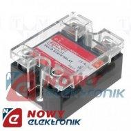 Przekaźnik półprz.SSR 4028 ZD3 Input 3-32VDC, Output 40A 24V-280V AC