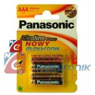 Bateria LR3 PANASONIC Alk. POWER NEW