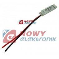 Wzmacniacz LED RGB 3x4A mini 12V do taśm i modułów LED, uniwersalny