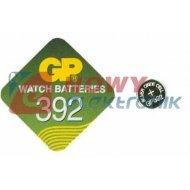 Bateria AG3-392 GP srebrowa SR41