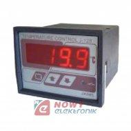 J-128 Termoregulator różnicowy  (np. do systemów solarnych) termostat