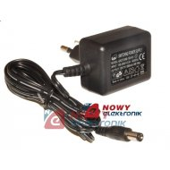 Zasilacz ZI 12V/500mA    2.1/5.5 OEM Impulsowy Wtyczkowy