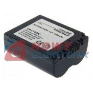 Akumulator do aparatu CGA-S006 7,2V 1300mAh (zam.dla PANASONIC)