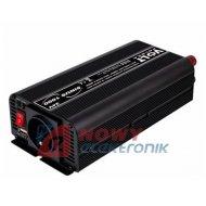 Przetwornica 24V/230V 500/1000W Sinus-500/1000