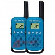 Radiotelefon MOTOROLA T42 kpl. blue PMR Krótkofalówka