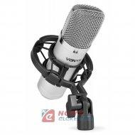 Mikrofon pojemnościowy CM400 studyjny Vonyx