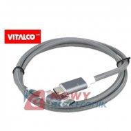 Kabel USB 3.0 USB-C/USB-C 1m Vitalco DSKU430