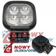 Lampa LED halogen 4x10W IP68 12V CREE reflektor led car prostokąt