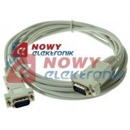 Kabel DB09M/DB09M 5m