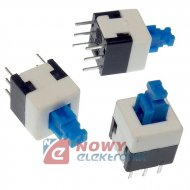 Przełącznik ST124V6 bistabilny przycisk miniaturowy do druku 6pin