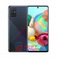 Telefon Samsung Galaxy A71 128GB Black Dual SIM