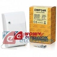 Odbiornik DWP24R 24V 10A ELEMES 2K, 277VAC/28VDC heterodyna, radiolinia