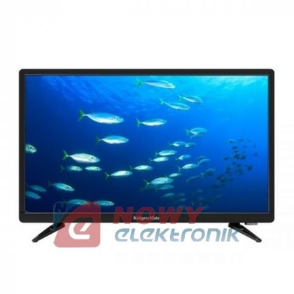 """Telewizor 22"""" FHD DVB-T2 HDMI KM0222FHD-F"""