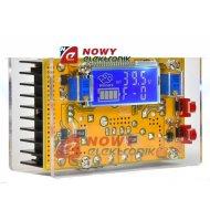 Moduł zasilacza regulow.stUP LCD max10A 15-60V WINNERSprzetwornica