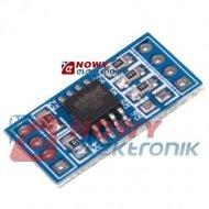 Moduł Pamięć SPI Flash W25Q128B 128M-bit SPI BIOS  ARDUINO KLON