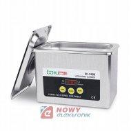 Myjka ultradźwiękowa 800ml 35W BK-2400 stal nierdzewna, Timer