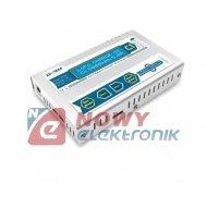 Ładowarka EV-PEAK C1 50W 6A LiPo LiIon LiFe NiCd NiMH Pb
