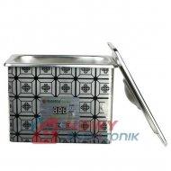 Myjka ultradźwiękowa 700ml 50W BK-3050 stal nierdzewna, Timer