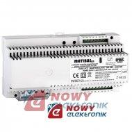 Elektronika 1052/33R zasilacz MASTER/SLAVE, MATIBUS-SE, RS485