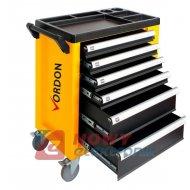 Szafka Narzędziowa VordonCC560 (*) szafa wyposażona w klucze i narzędzia