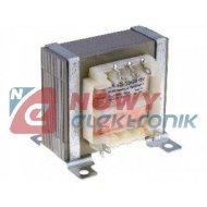 TS15/39    Trafo  (2x16V 0.4A)