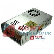Zasilacz imp. 12V 350W 29A CCTV Przemysłowy