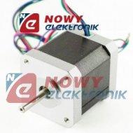 Silnik krokowy 42HS40-1206 200k /obr  3,8V 4przew.