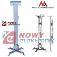 Uchwyt projektora MC581 sufitowy Maclean 43-65cm 20kg
