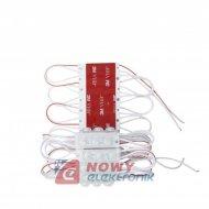 Moduł LED Mini MWA263A Biały zi. 40x10x9 0,72W/12V 76lm IP68 7000K