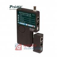 Tester sieci cat. 5  MT-7057N BNC/RJ45/RJ11/12/USB