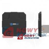 Antena GSM/LTE4G 3G DUAL 22dbi  MIMO 2xCRC9 +2x kabel 10m FME,X-Cross