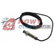 Czujnik indukcyjny JM12LY4NH 4mm 10-30VDC NO/NC NPN M12 kabel 2m