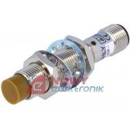 Czujnik indukcyjny CS12-05P-1 5mm 10-30VDC NO PNP M12 złącze