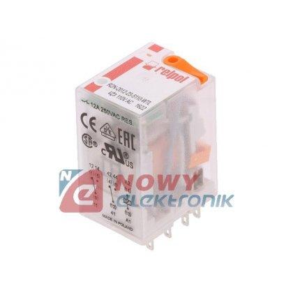 Przekaźnik R2N-2012-23-5110WTL 110VAC  12A/250VAC