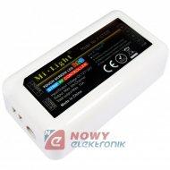 Sterownik LED RGB RF 10A 12V MI-LIGHT 4-strefowy FUT037