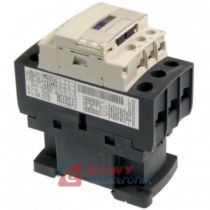 Stycznik LC1-D09 230V AC 9A 380/400V 9A 1*NO, 1*NC Przekaźnik