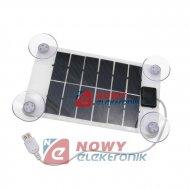 Bateria słoneczna2W 6V OS15 USB 120x210x2,2 solarne/ogniwo PANEL ładowa.