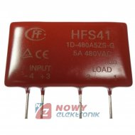 Przekaźnik półprz.JGX-41F/1D480 A5ZS-G     HFS41/1D-480A5ZS-G