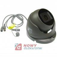 Kamera HD-TVI NE-405 5MPX 40m motozoom 2,8mm-13,5mm szara kopułka.