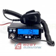 CB radio PRESIDENT BARRY AM/FM  12V/24V ASC Multicolor