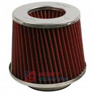 Filtr powietrza stożkowy duży (*) +redukcje LAMPA