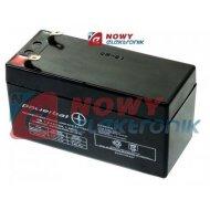 Akumulator 12V-1,2Ah   POWERBAT/ żelowy