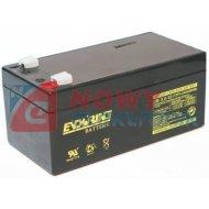 Akumulator 12V-3,2Ah   POWERBAT/ żelowy