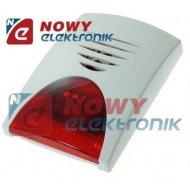Sygnalizator M21 R    Czerwony m.in. do SATEL