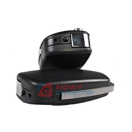 Kamera Klucz akumulator 1080P szpiegowska ukryta mini w pilocie