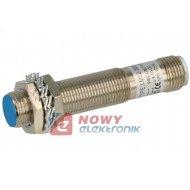 Czujnik indukcyjny LM123002NCT 6-36VDC 2mm NPN NO/NC indukcyjnyM12-4p