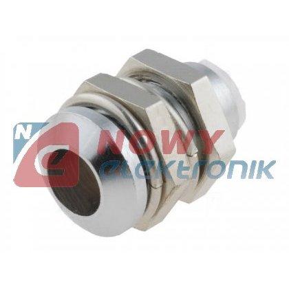 Oprawka LED 5mm SMQ1089 wyp.met.