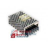Zasilacz LRS-50-5 modułowy 50W, 5VDC,99x82x30mm 4,5-5,5VDC