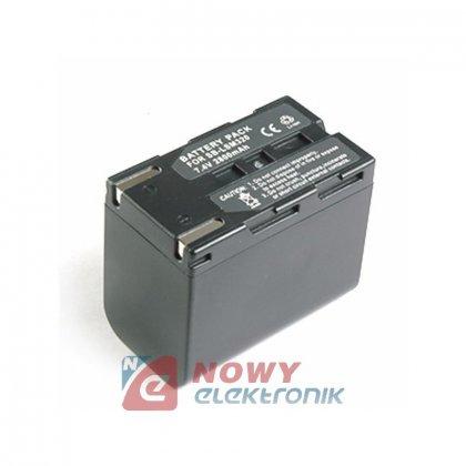 Akumulator do kamer SB-LSM320 7,4V 2400mAh Li-ion (Zam. dla SAMSUNG)