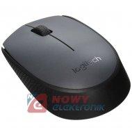 Mysz LOGITECH M170 bezprzew.USB Wireless czarna